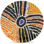 Alperstein - Aboriginal Art Liddy Walker Plate