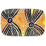 Alperstein - Aboriginal Art Liddy Walker Long Plate