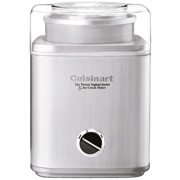 Cuisinart - Ice Cream Maker Stainless Steel 2L