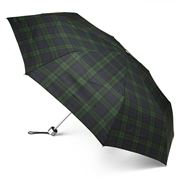 Clifton - AluLight MiniMaxi Umbrella Black Watch Tartan