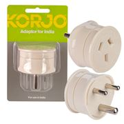 Korjo - India Adaptor Plug