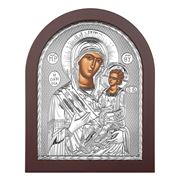 Clarte Icon - HV Mary Lady Healer in Wooden Frame 20x25cm