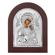Clarte Icon - Holy Virgin Mary Unspoiled 15x19cm