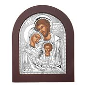 Clarte Icon - Holy Family 15x18cm