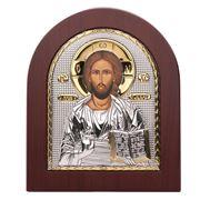 Clarte Icon - Lord God's Wisdom Gold 10.5x12.5cm