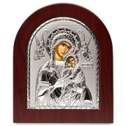Clarte Icon - Holy Virgin Mary Unspoiled 13x11cm