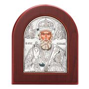 Clarte Icon - St Nicholas 8x10cm