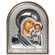 Clarte Icon - Holy Virgin Mary of Kazan 8.5x10.5cm
