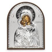 Clarte Icon - Holy Virgin Mary Vladimir 10.5cm