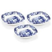 Spode - Blue Italian Dip Dish Set 3pce