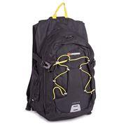 Caribee - Fugitive Black / Cirtus Yellow Backpack
