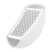 Alessi - Parmenide Ice White Cheese Grater