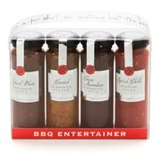 Ogilvie & Co. - Barbecue Entertainer Quad Pack