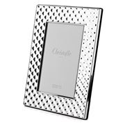 Christofle - Matelasse Sterling Frame 10x15cm