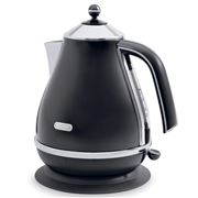 DeLonghi - Icona Kettle Black