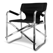 Ocho - Sophiste Black Outdoor Chair