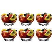 Bormioli Rocco - Galassia Dessert Bowl Set 6pce