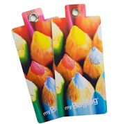 MyBagTag - Pencils Luggage Tag Set 2pce