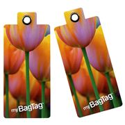 MyBagTag - Tulip Luggage Tag Set 2pce