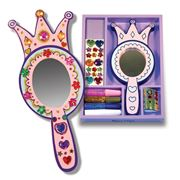 Melissa & Doug - Decorate-Your-Own Princess Mirror