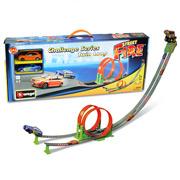 Bburago - Street Fire Twin Loop Track Set