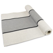 Ogilvies Designs - Table Runner Provincial Black