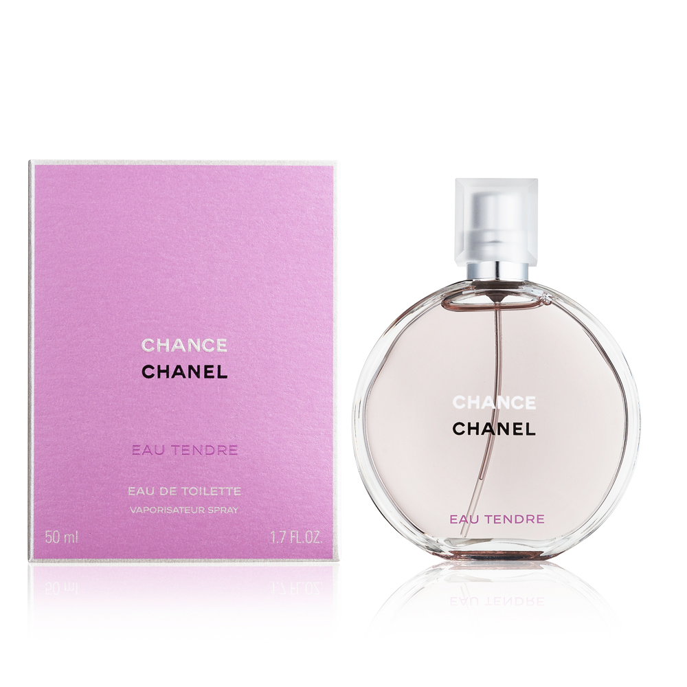 chanel chance eau tendre spray 50ml peter 39 s of kensington. Black Bedroom Furniture Sets. Home Design Ideas