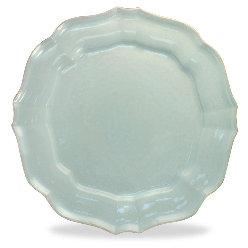 NEW Costa Nova Impressions Turquoise Dinner Plate  sc 1 st  eBay & NEW Costa Nova Impressions Turquoise Dinner Plate 5606739904340 | eBay