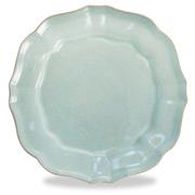 Costa Nova - Impressions Turquoise Salad Plate