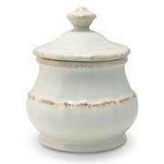 Costa Nova - Impressions White Sugar Bowl