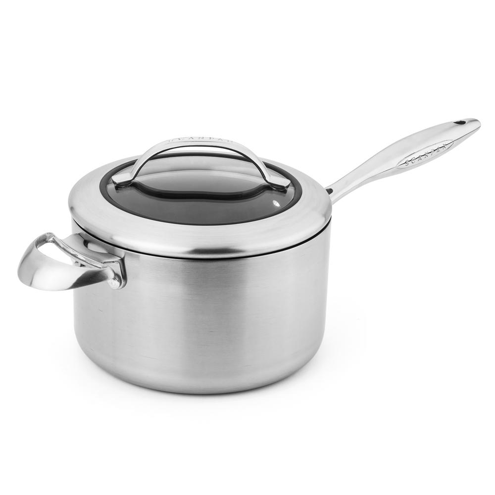 Scanpan Ctx Saucepan With Lid 20cm 3 5l Peter S Of