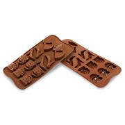 Silikomart - Easy Choc Chocolate Mould Fashion