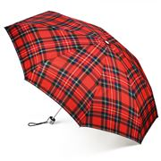 Clifton - AluLight MiniMaxi Umbrella Royal Stewart Tartan