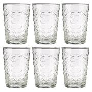 Orla Kiely - Linear Stem Highball Tumbler Set 6pce