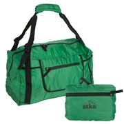 Atka - Green Medium Expandable Duffle Bag