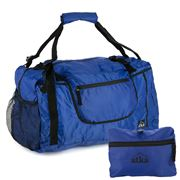 Atka - Blue Large Expandable Duffle Bag