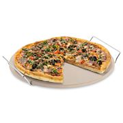 Avanti - Pizza Baking Stone with Rack 33cm
