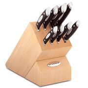 Scanpan - Classic Series Knife Block Set 9pce