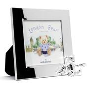 Wedgwood - London Bear Photo Frame