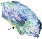 Galleria - Monet Water Lilies Compact Umbrella