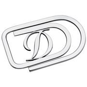 Dupont - Palladium Finish Money Clip