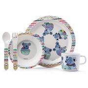 Ashdene - Cooee Koala Kids Mealtime Set 5pce