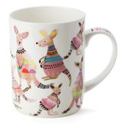 Ashdene - Cooee Kangaroo Mug