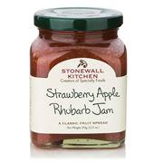 Stonewall Kitchen - Strawberry Apple Rhubarb Jam