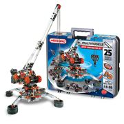 Meccano - Multimodel Motor Vehicles Super Construction Set
