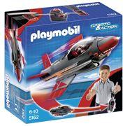 Playmobil - Click and Go Shark Jet