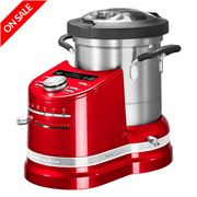 KitchenAid - Artisan KCF0103 Empire Red Cook Processor