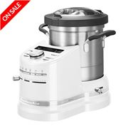 KitchenAid - Artisan KCF0103 Frosted Pearl Cook Processor