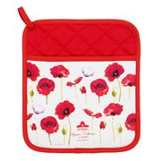 Ashdene - Poppies Pot Holder