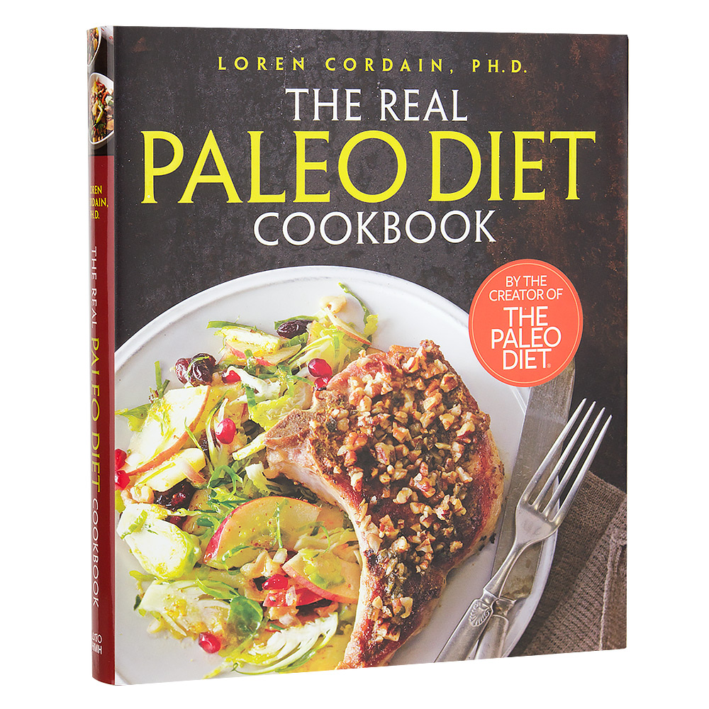 the real paleo diet cookbook pdf